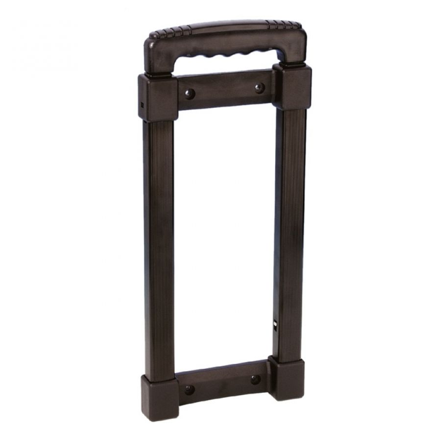 Adam Hall Hardware 34704 - Maniglia Estendibile 2 Allungamenti lunghezza 420 - 935 mm