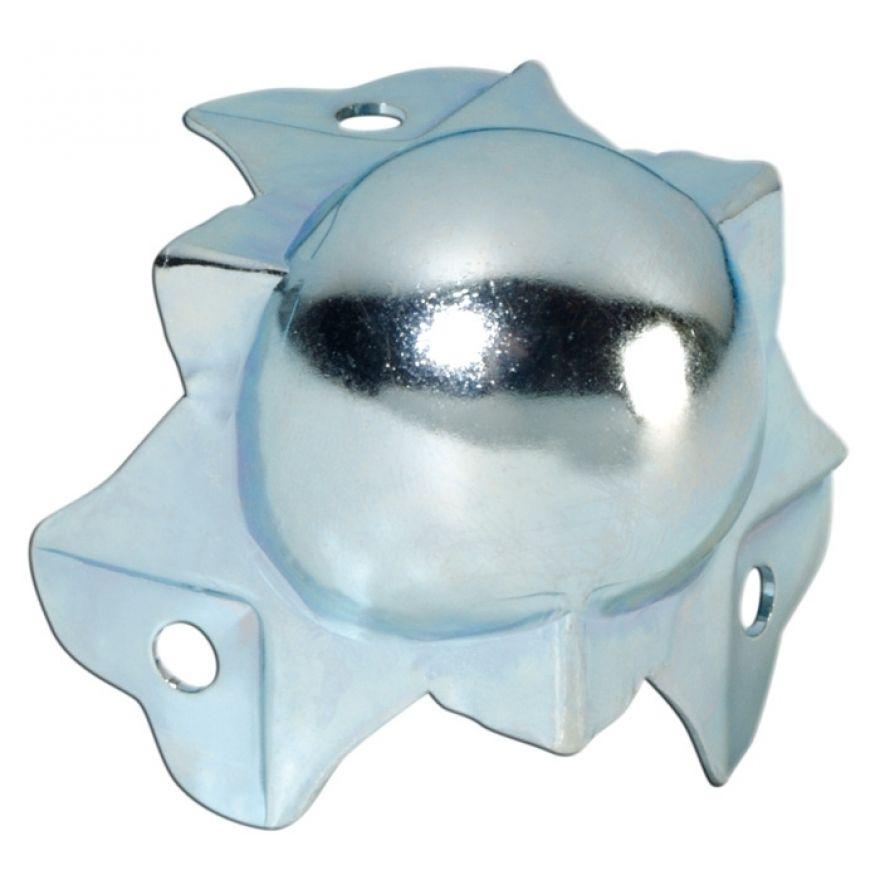 Adam Hall Hardware 40802 - Angolo Sferico piccolo sagomato 22 mm