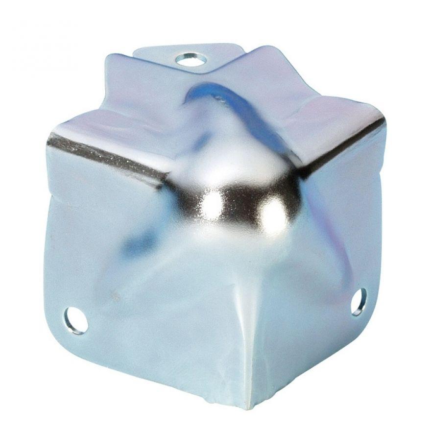 Adam Hall Hardware 41182 - Angolo Sferico medio con Angolo a L integrato sagomato 30 mm
