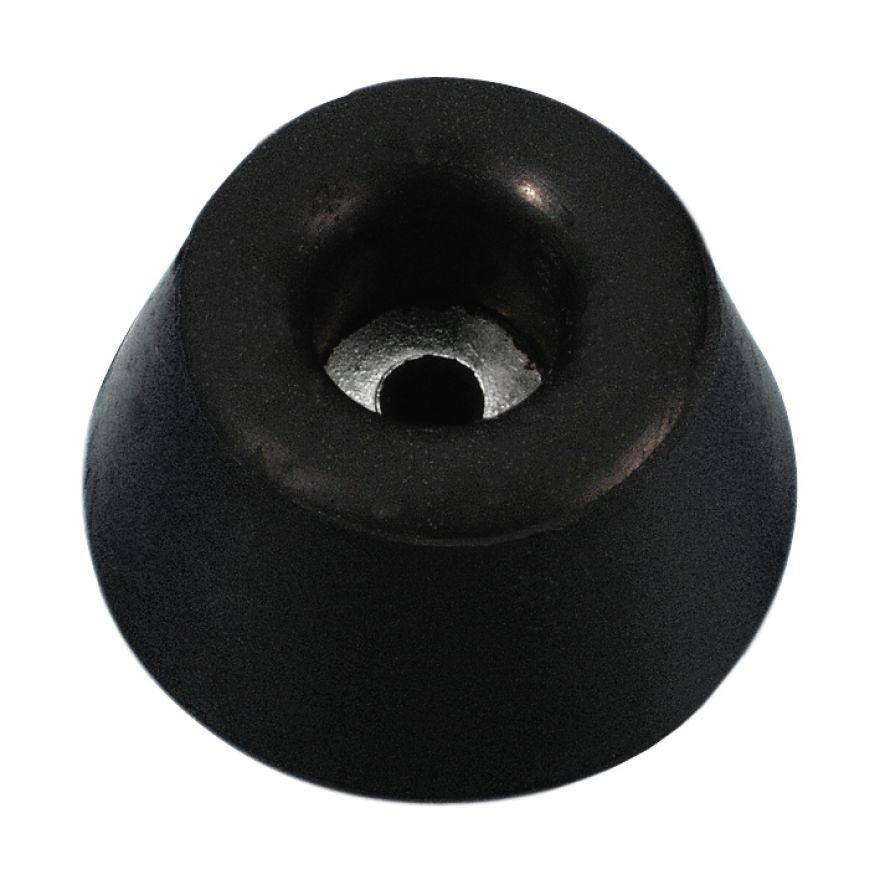 Adam Hall Hardware 4901 - Piede in gomma 30 x 15 mm