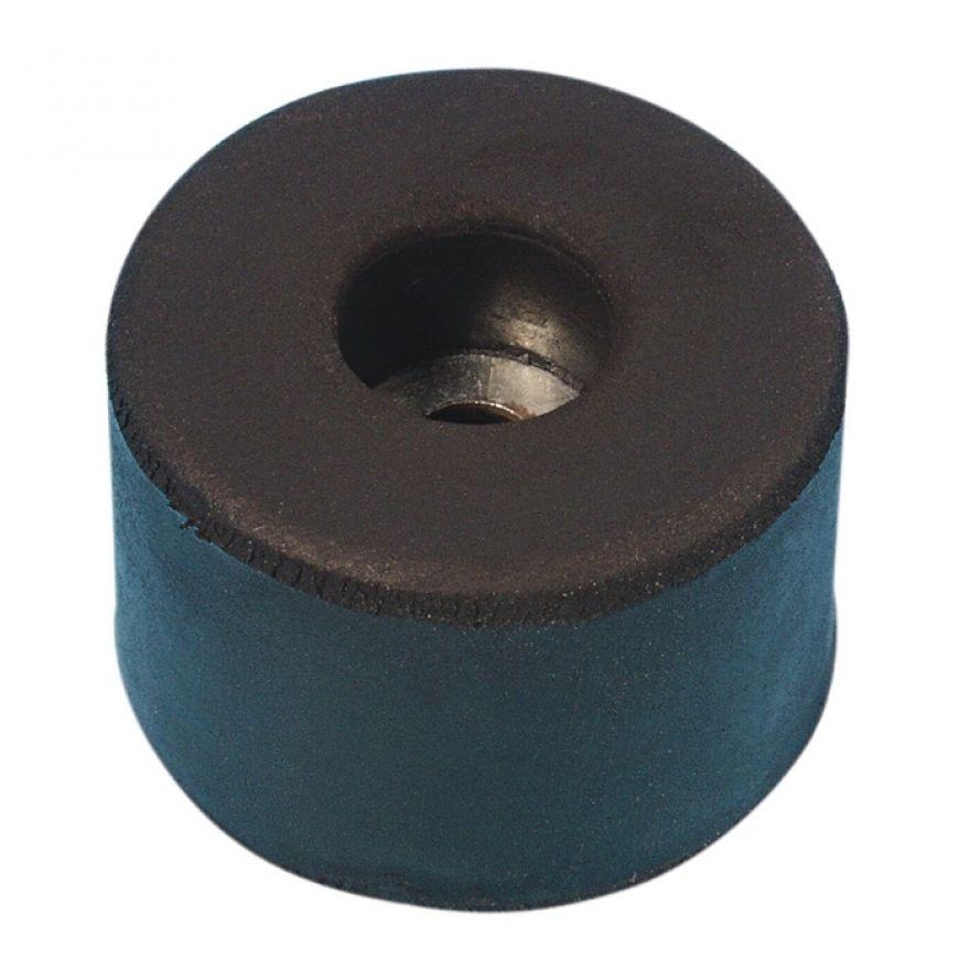 Adam Hall Hardware 4911 - Piede in gomma 38 x 25 mm