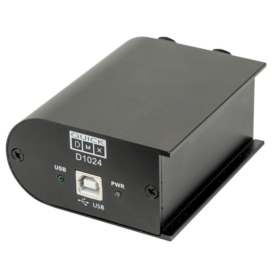Showtec - Quick DMX D1024 - Light controllers