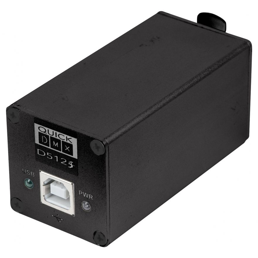 Showtec - Quick DMX D512S - Light controllers