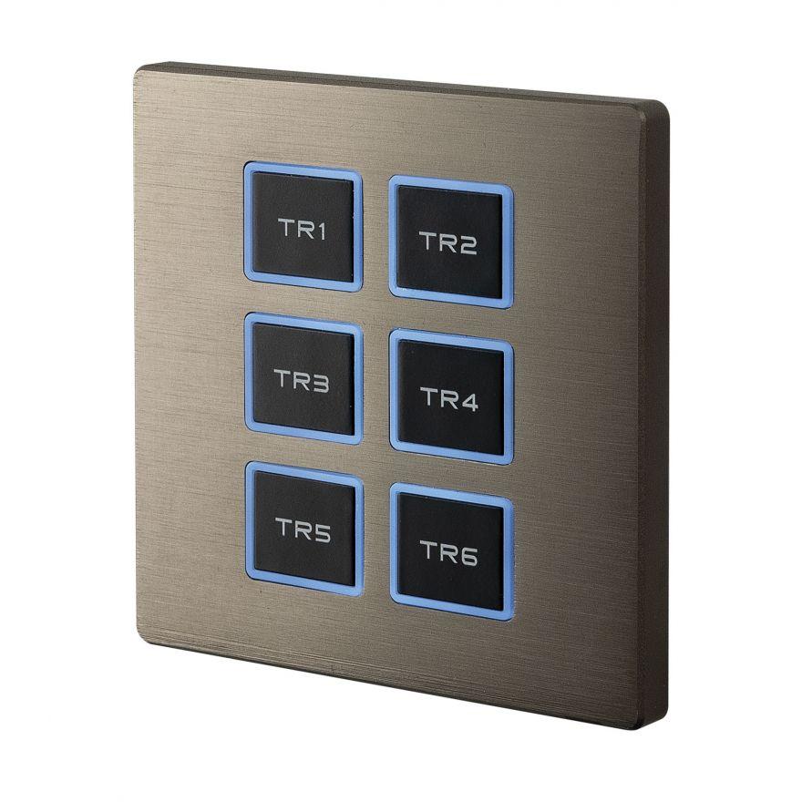 Showtec - TR-512 Wallpanel - Light controllers