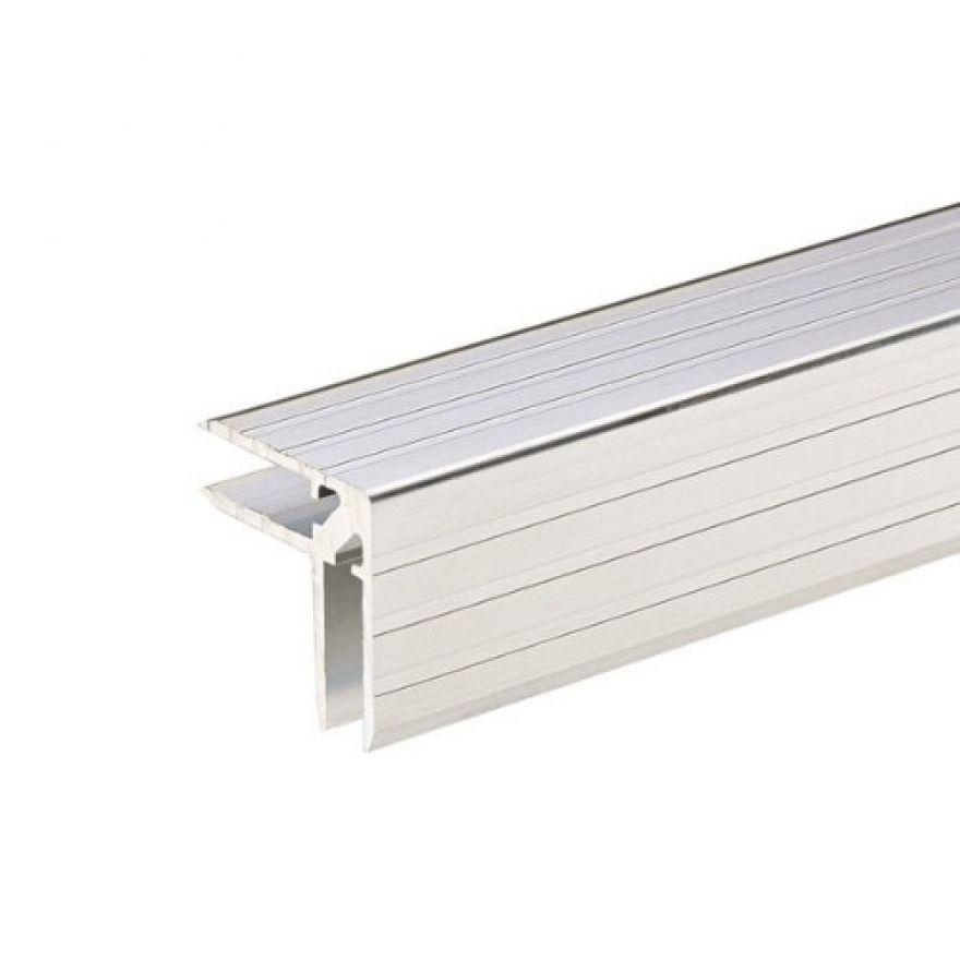 0 Adam Hall Hardware 6106 - Profili in alluminio Casemaker per Materiale da 7 mm