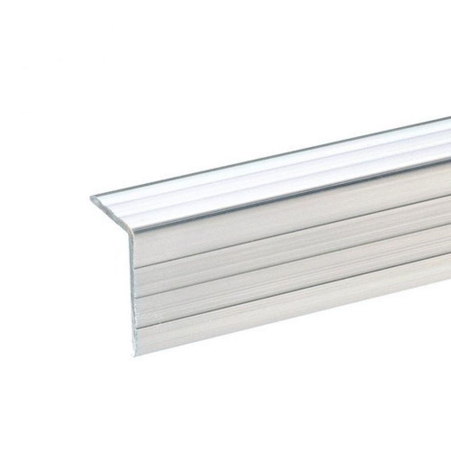 Adam Hall Hardware 6108 - Protezione degli Spigoli in alluminio 30 x 20,5 mm