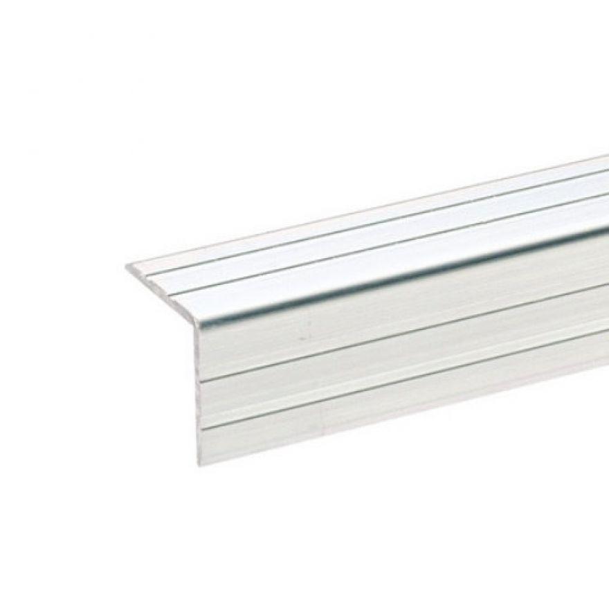 Adam Hall Hardware 6109 - Protezione degli Spigoli in alluminio 22 x 22 mm