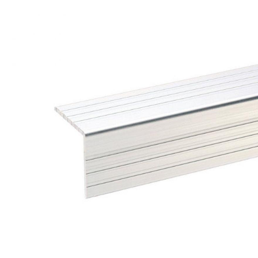 Adam Hall Hardware 6111 - Protezione degli Spigoli in alluminio 35 x 35 mm