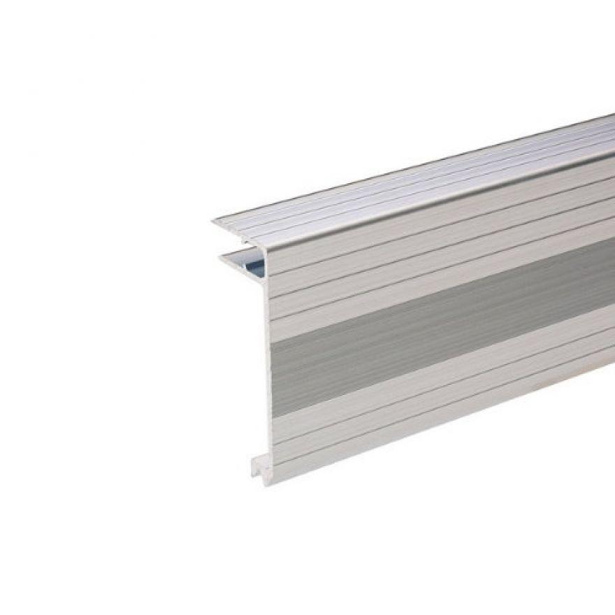 Adam Hall Hardware 6113 - Telaio per Coperchio in alluminio per Materiale da 9,5 mm
