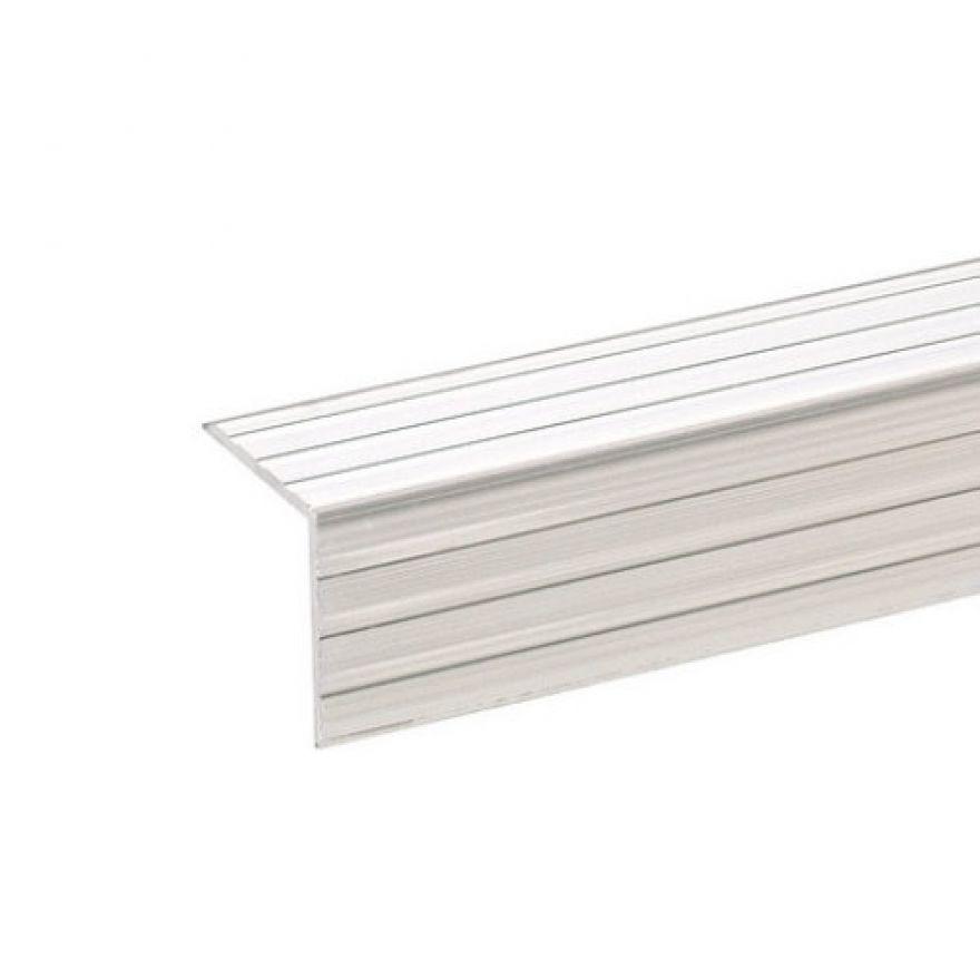 Adam Hall Hardware 6115 - Protezione degli Spigoli in alluminio 25 x 25 mm