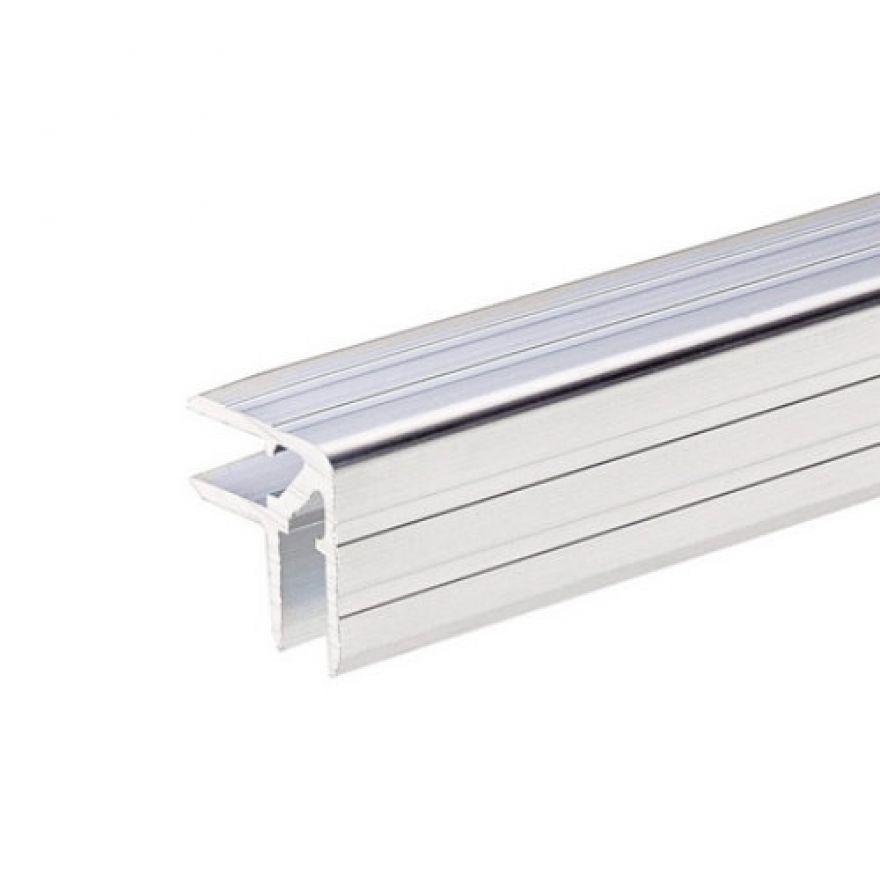 Adam Hall Hardware 6129 - Profili in alluminio Casemaker per Materiale da 7 mm