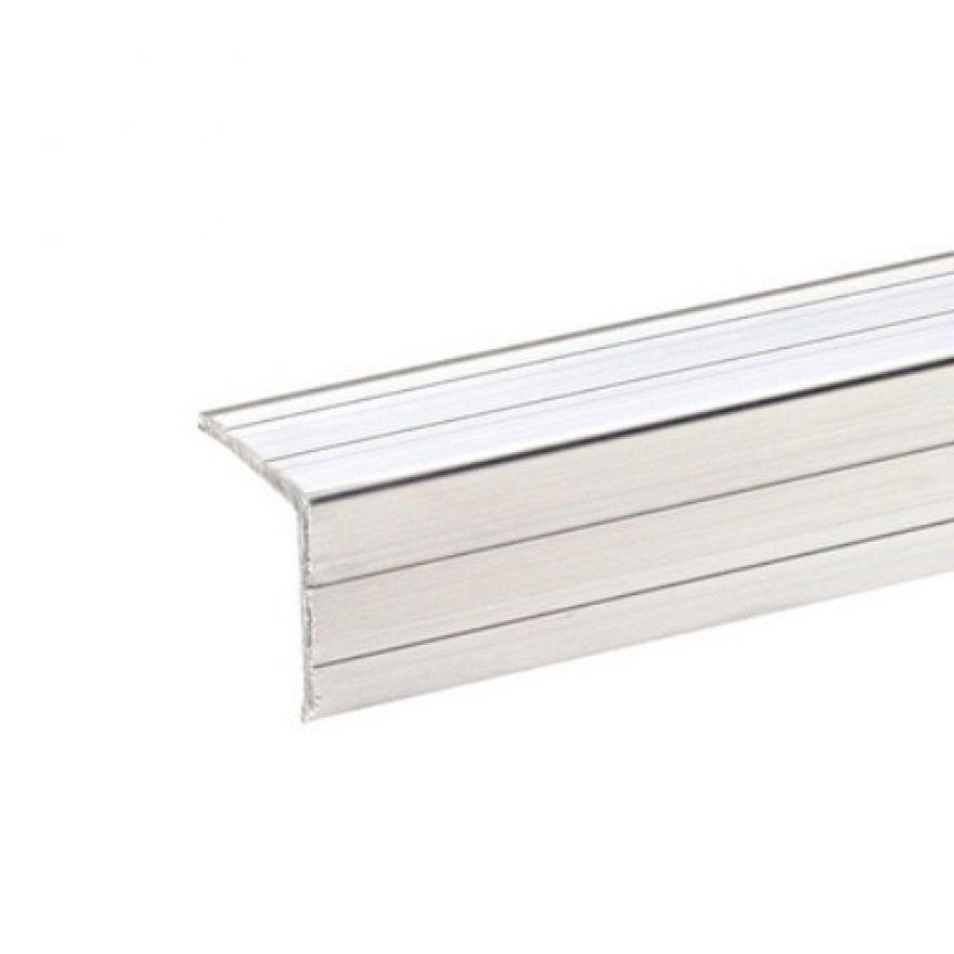 Adam Hall Hardware 6209 - Protezione degli Spigoli in alluminio 20 x 20 mm