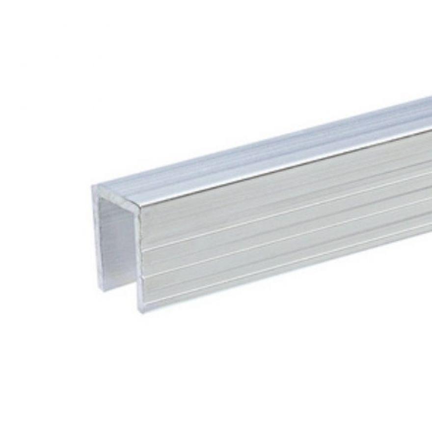 Adam Hall Hardware 6240 - Copertura in alluminio per Pannelli Divisori da 9,5 mm