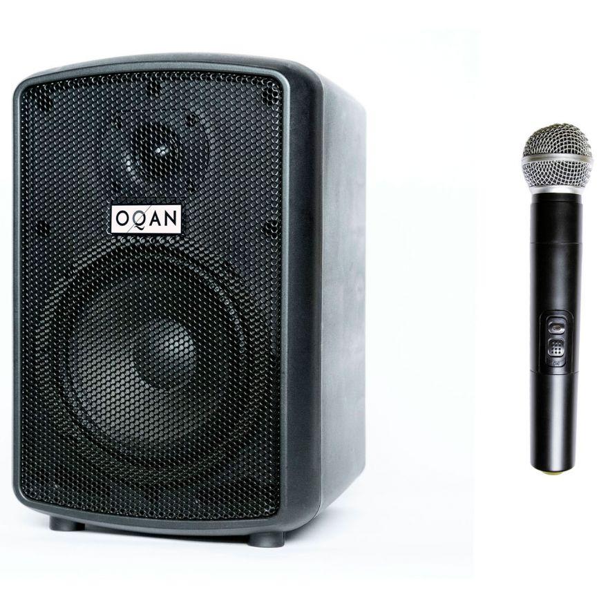 Oqan QLS-6 STREET PARTNER Equipaggiamenti completi