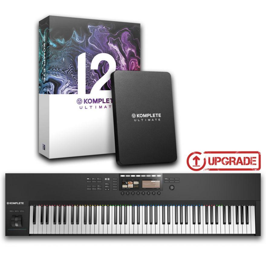 Native Instruments Komplete Kontrol S88 / Komplete 12 Ultimate Upgrade da Select