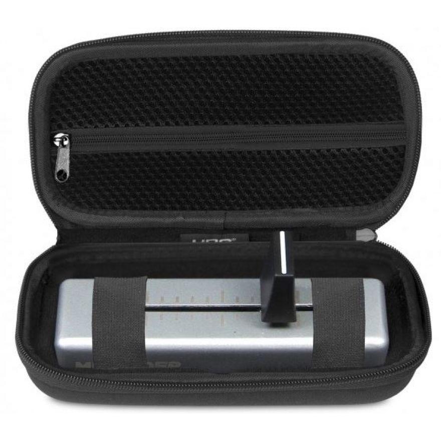 Udg U8471BL - CREATOR PORTABLE FADER HARDCASE SMALL BLACK Custodia / borsa per attrezzature da dj