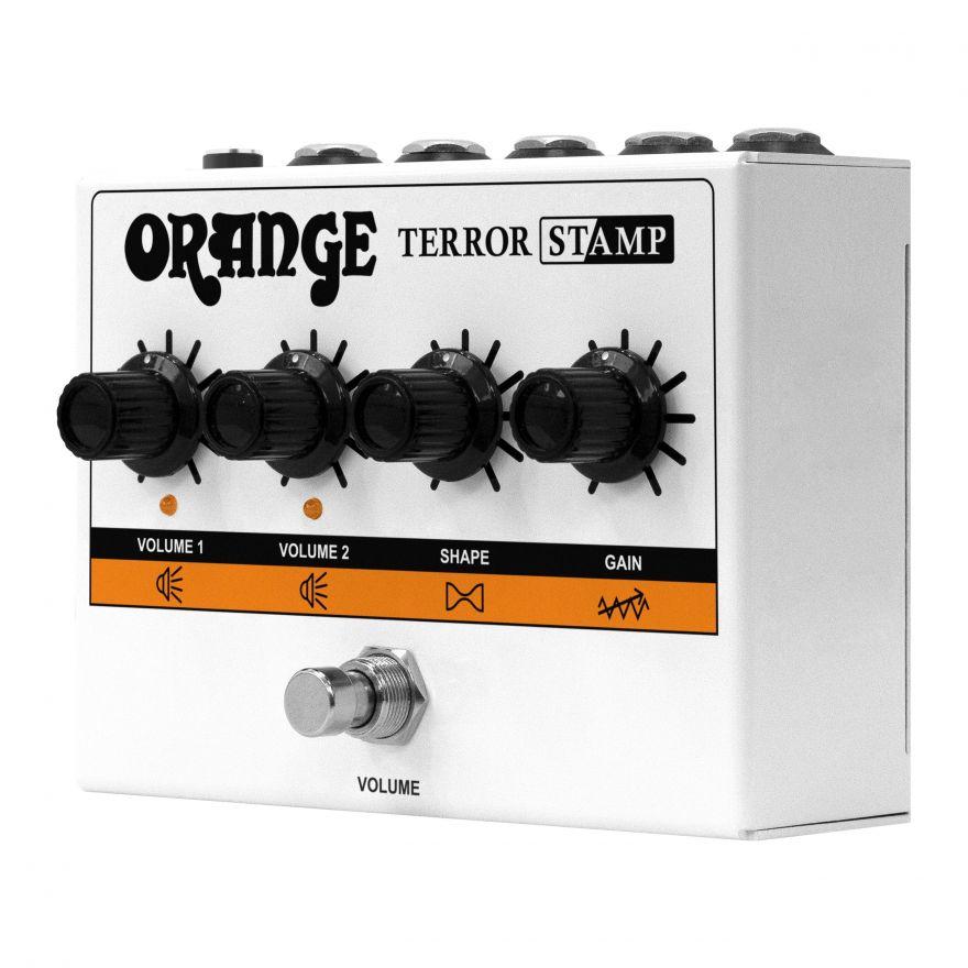 Orange TERROR STAMP Pedale effetto
