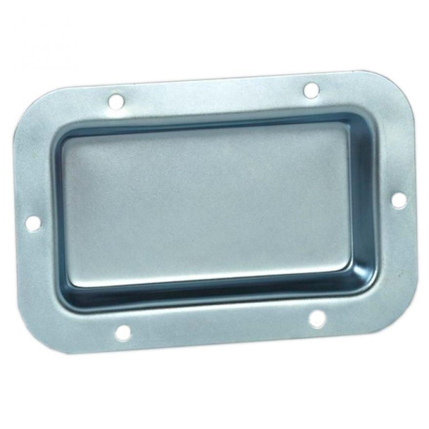 Adam Hall Hardware 8705 - Piastra di Montaggio zincata non stampata