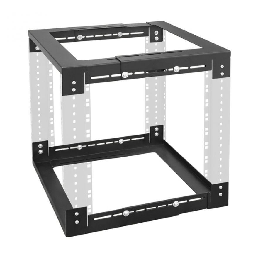"""Adam Hall Hardware 87700 - Telaio ammortizzato da 19"""" per Rack"""