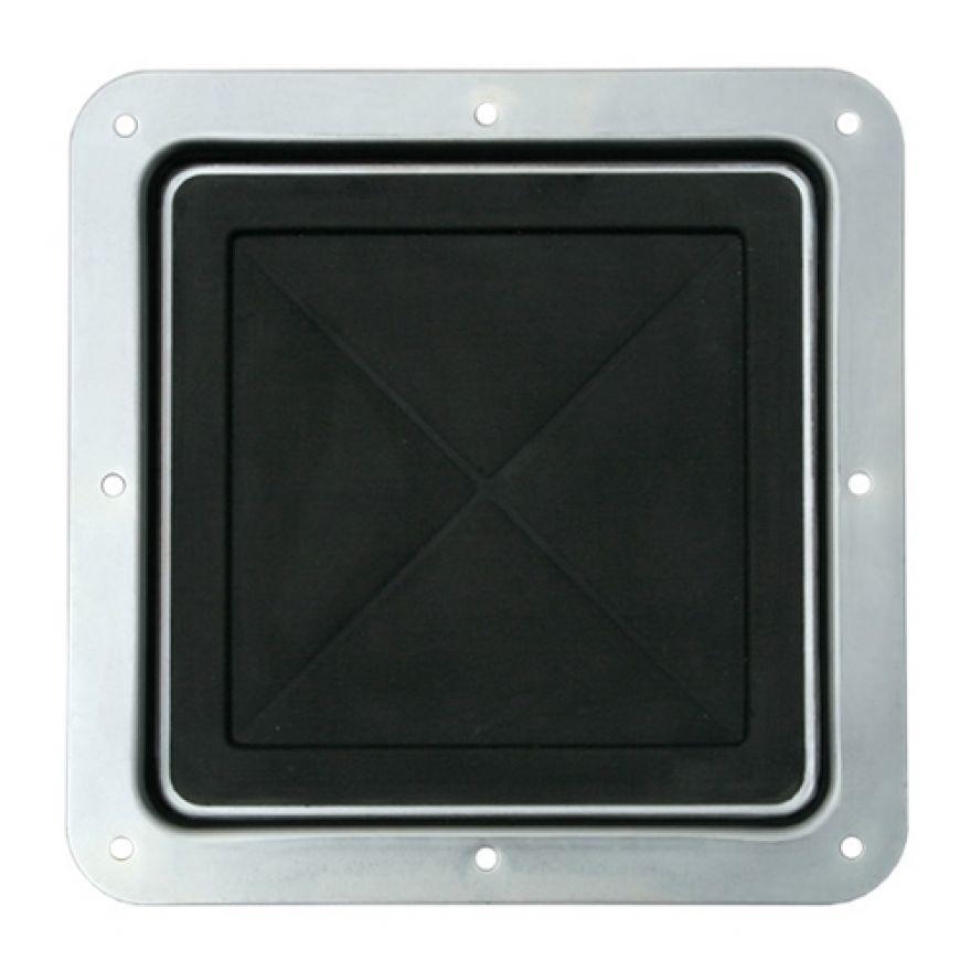 Adam Hall Hardware 87971 - Passaggio Cavi in Piastra di Montaggio