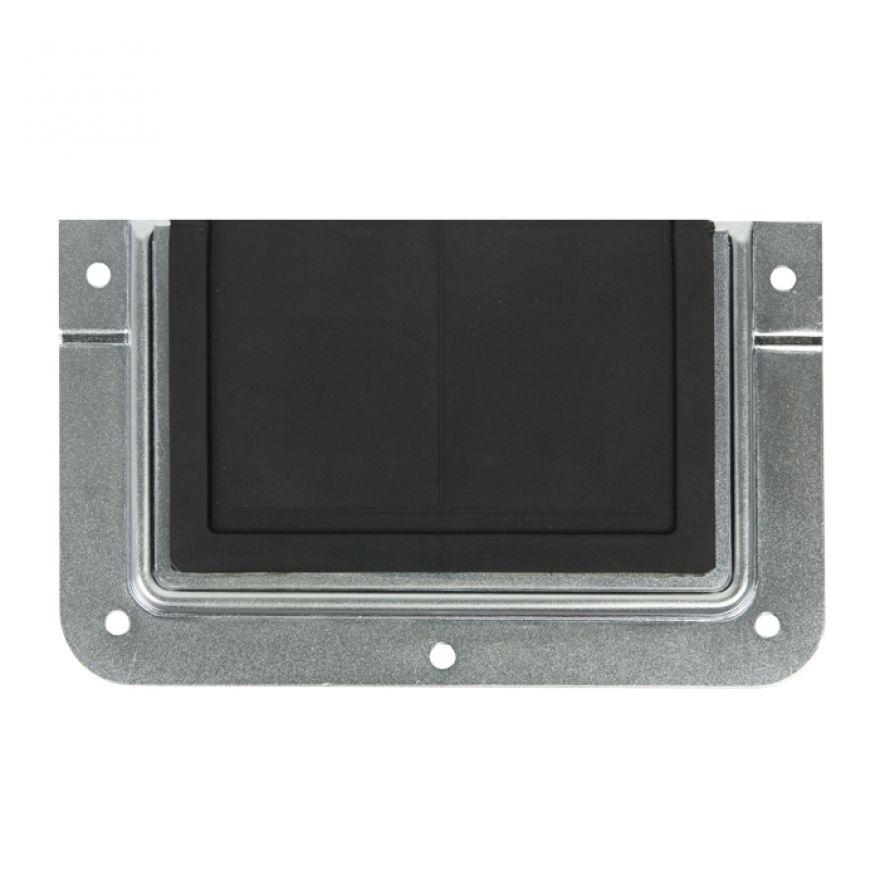 Adam Hall Hardware 87972 - Passaggio Cavi in Piastra di Montaggio a U