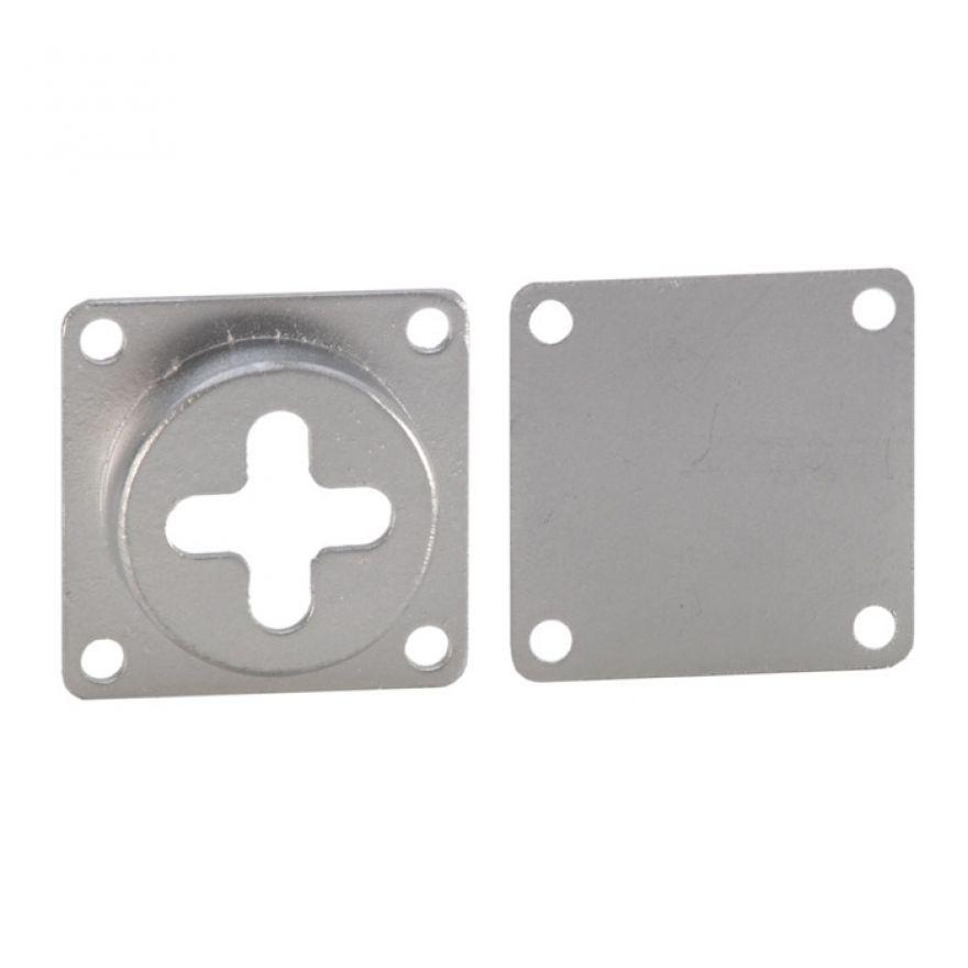 Adam Hall Hardware 87981 - Connettore da Pannello per Cinghia di Fissaggio 87983