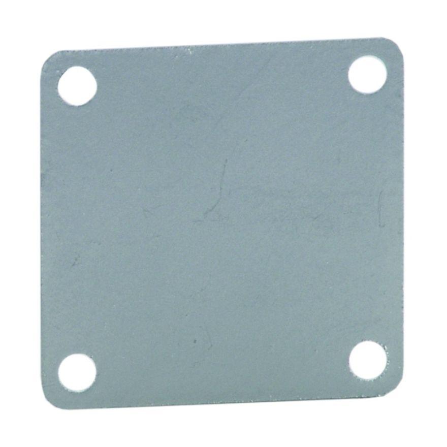 Adam Hall Hardware 87989 - Piastra di bloccaggio per montaggio alloggiamento 87987