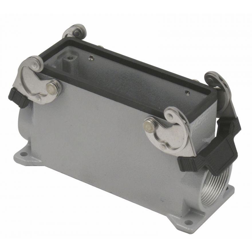 ILME - 24/108p. Chassis Closed Bottom with Clips PG29 - Grigio, polo 24/108