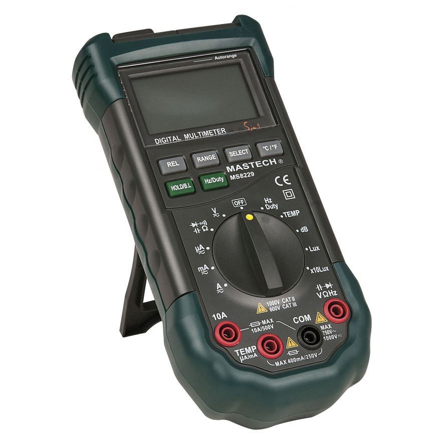 Showtec - Roady Multimeter - Stage Accessories