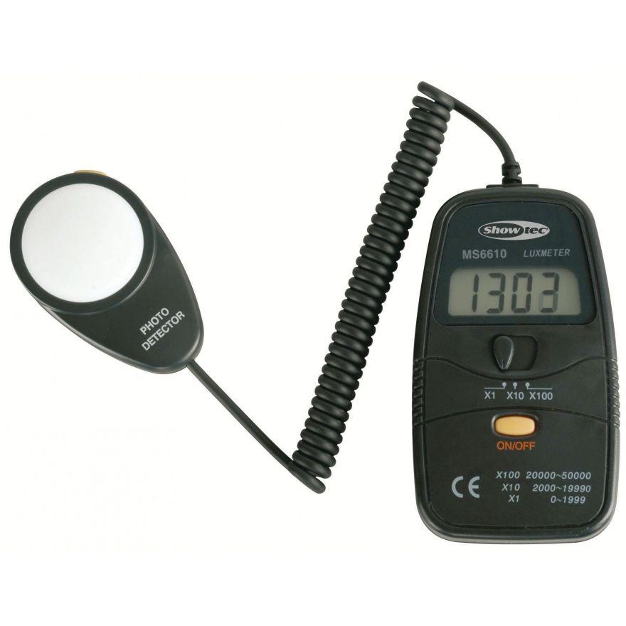 Showtec - Digital Luxmeter - Stage Accessories