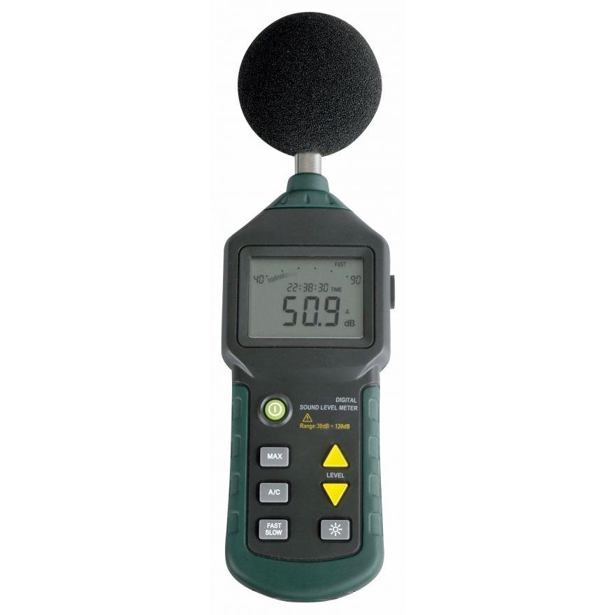 DAP-Audio - Digital Sound Level Meter - Audio Processing