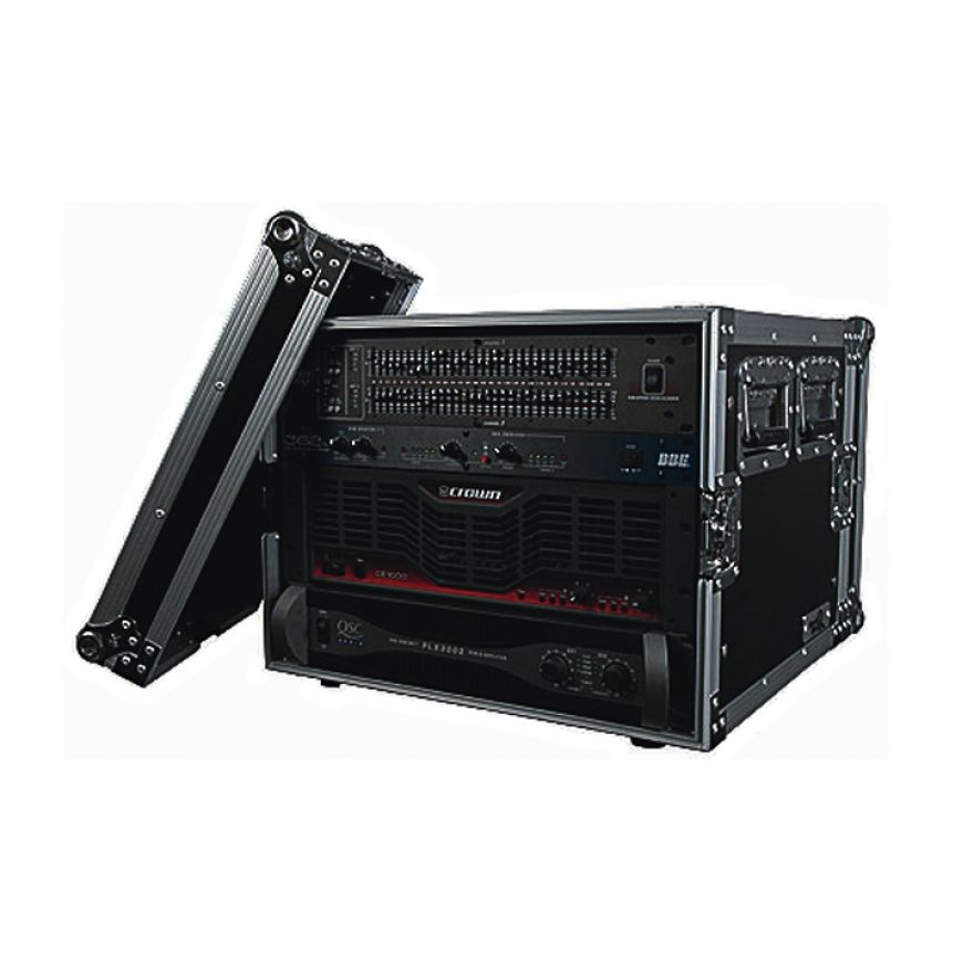 ROAD READY RR8UAD - Case per Amplificatori a Rack 8U