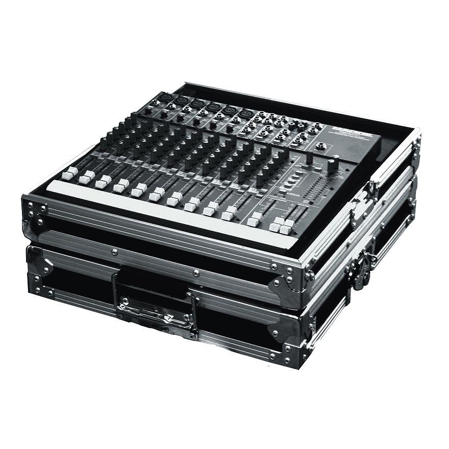 ROAD READY RRM14E - Case per Mixer Mackie 1202 / 1402