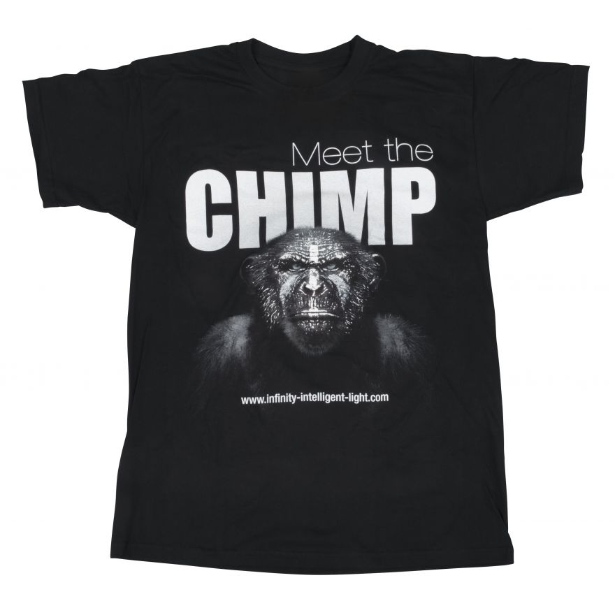 Infinity - Chimp T-shirt - Front - S