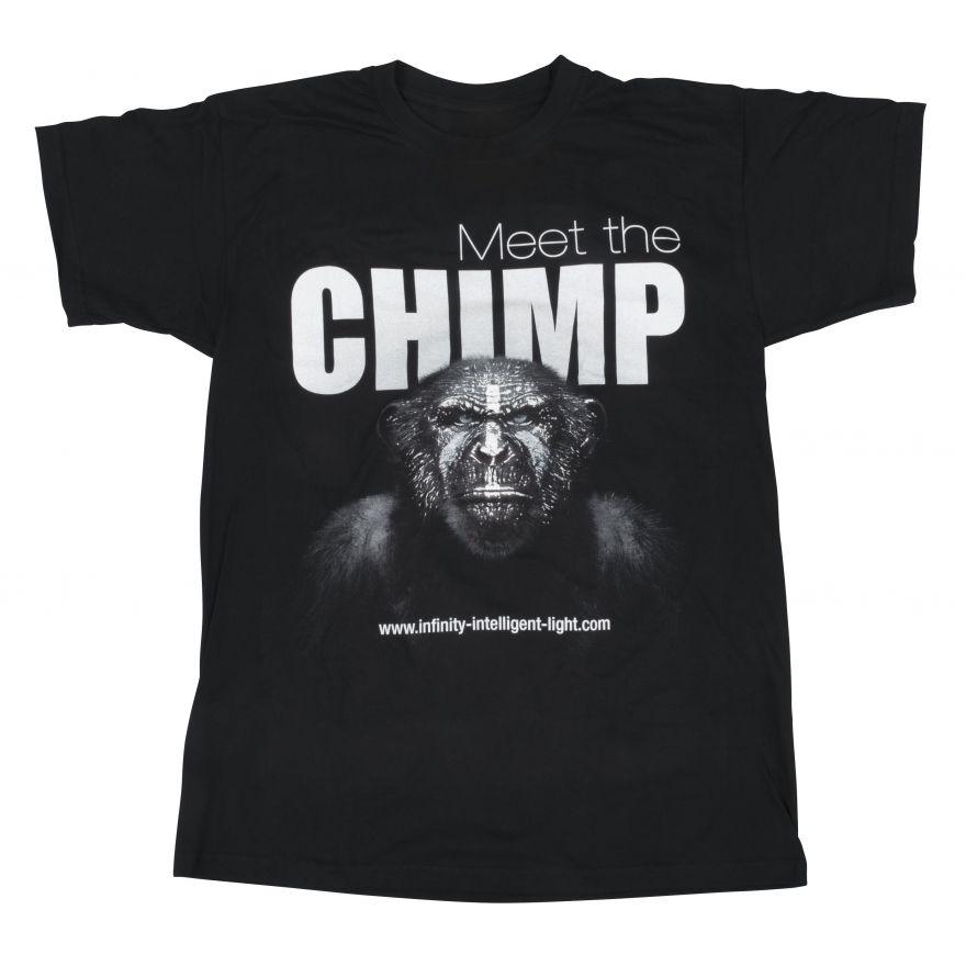 Infinity - Chimp T-shirt - Front - L