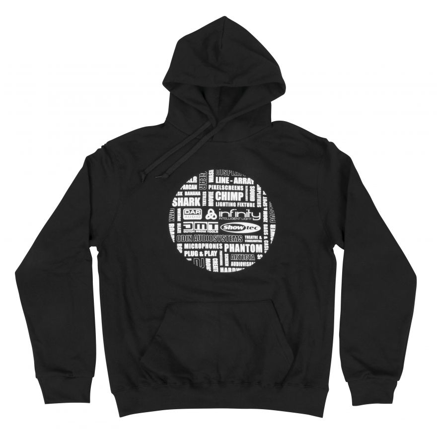 Highlite - Hoodie Tag Cloud - L