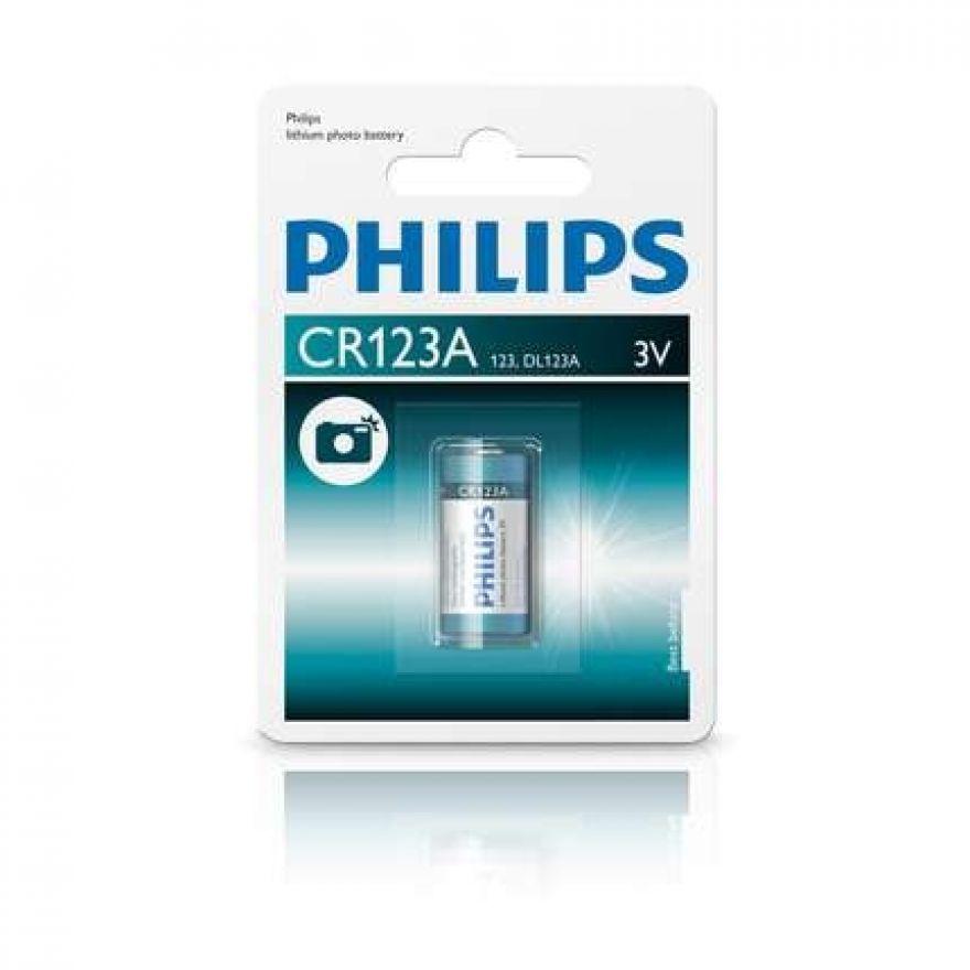 0 PHILIPS - Batteria per Fotocamera al Litio