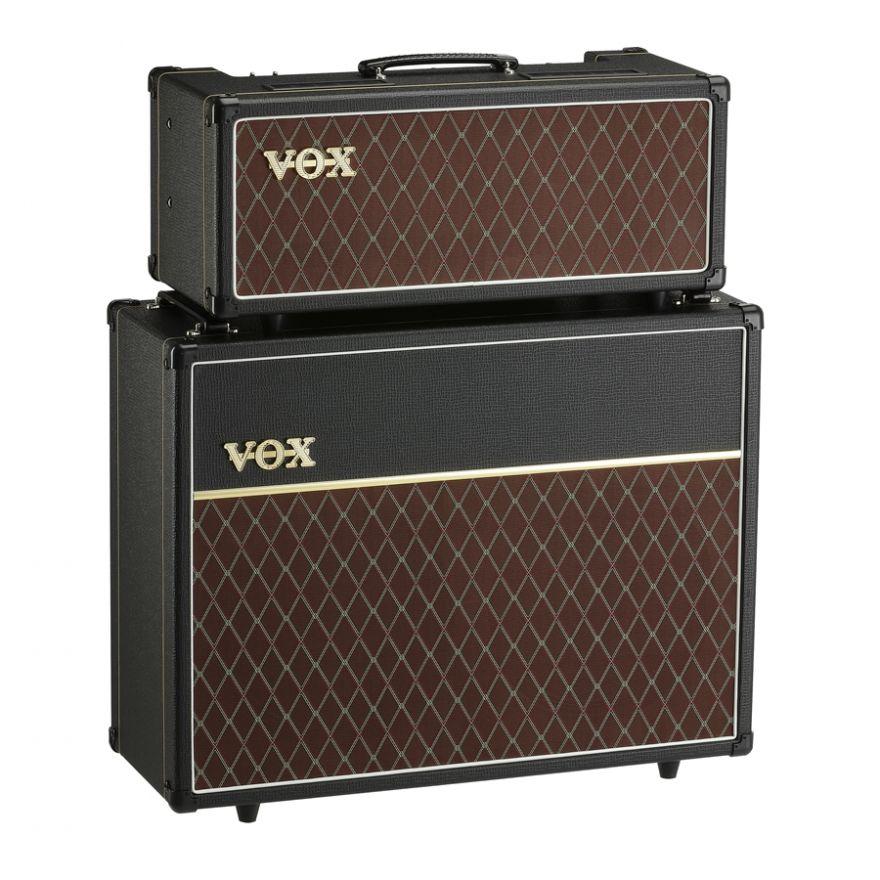 VOX Sistema Head&Stack - Testata Valvolare 15W / Cabinet 2x12
