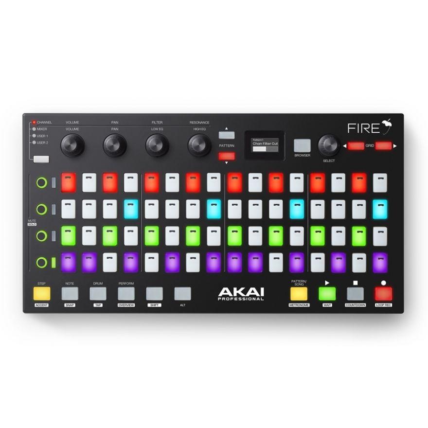 Akai Fire - Controller per FL Studio