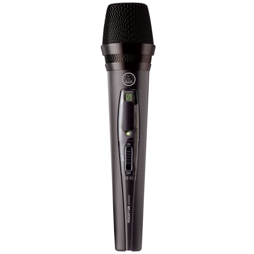 AKG HT45 - Trasmettitore Palmare per Perception Wireless