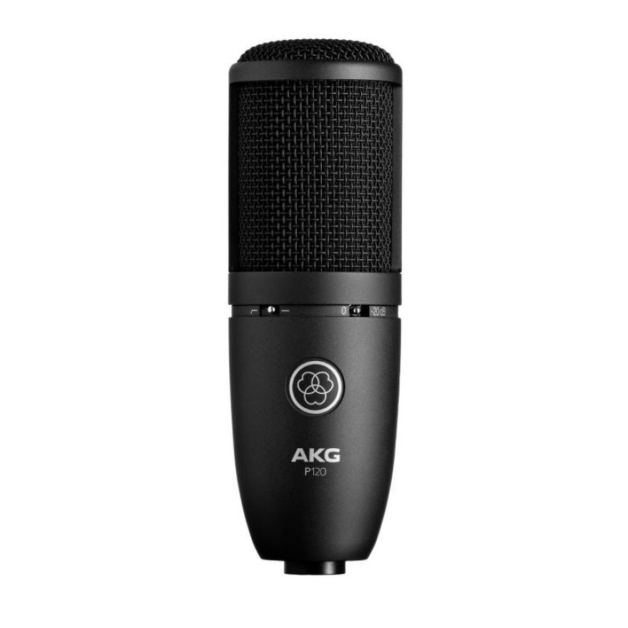 0-AKG PERCEPTION 120 USB -