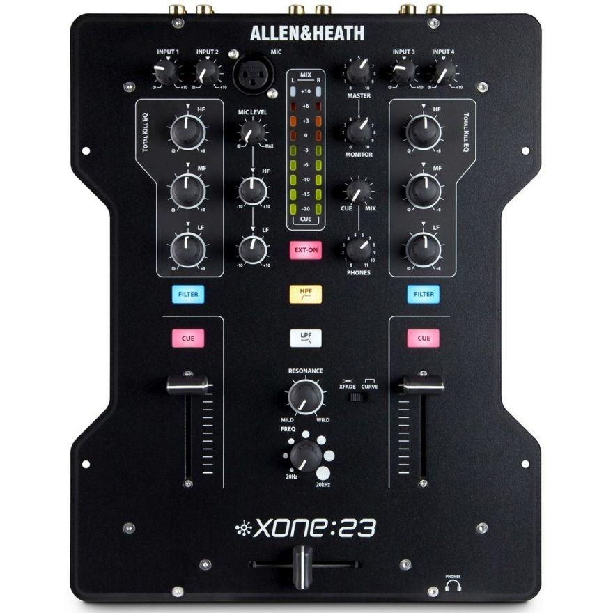 Allen & Heath XOne 23 - Mixer per DJ