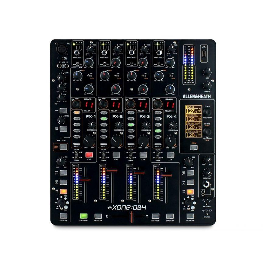 Allen & Heath Xone:DB4 - Mixer DJ