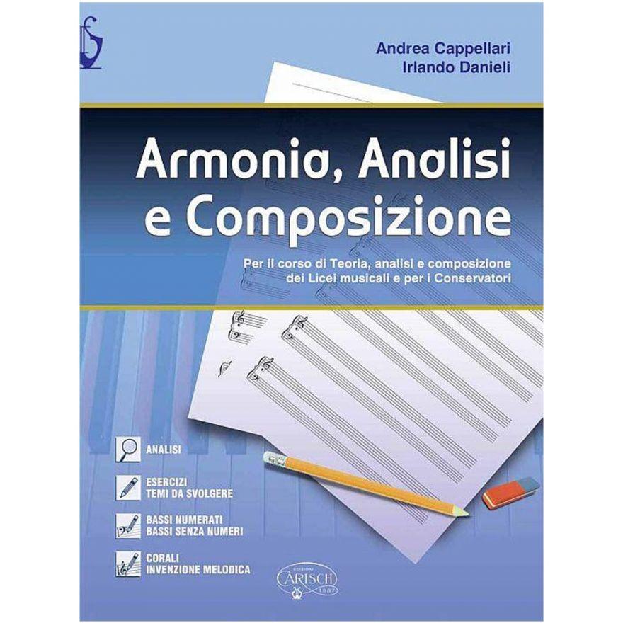1 Andrea Cappellari Carisch Armonia, Analisi e Composizione