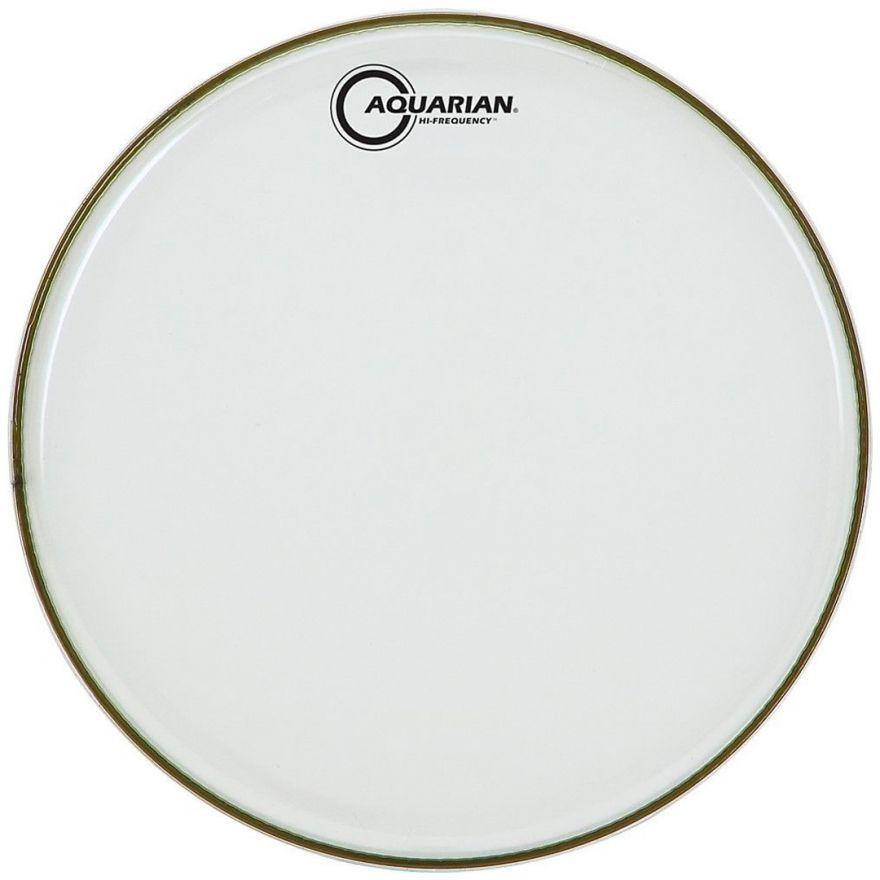 """Aquarian HF20 - Pelle per Batteria Monostrato Trasparente Risonante 20"""""""