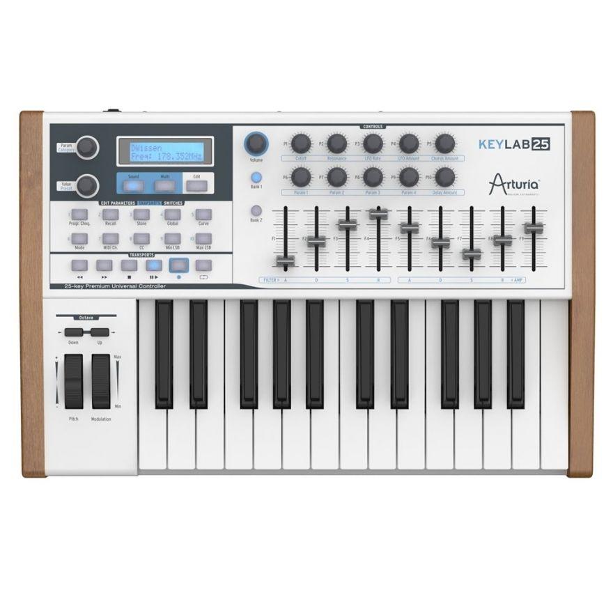 Arturia KeyLab 25 - Controller MIDI/USB B-Stock