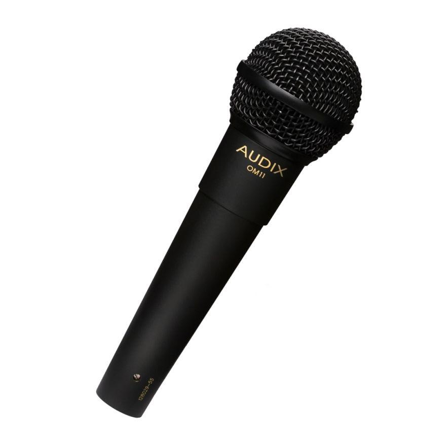 Audix OM 11 - Microfono Ipercardiode per Voce 1