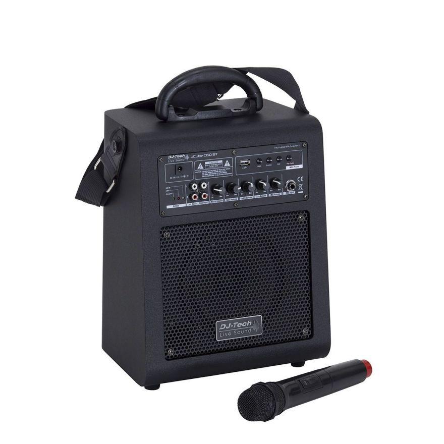 DJTECH uCube C60 BT sistema portatile