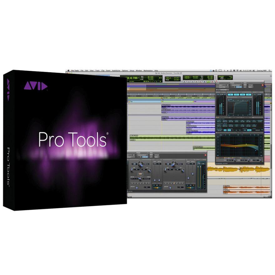 AVID PRO TOOLS 12 Educational Institutional + Support Plan - Software per Produzioni Audio