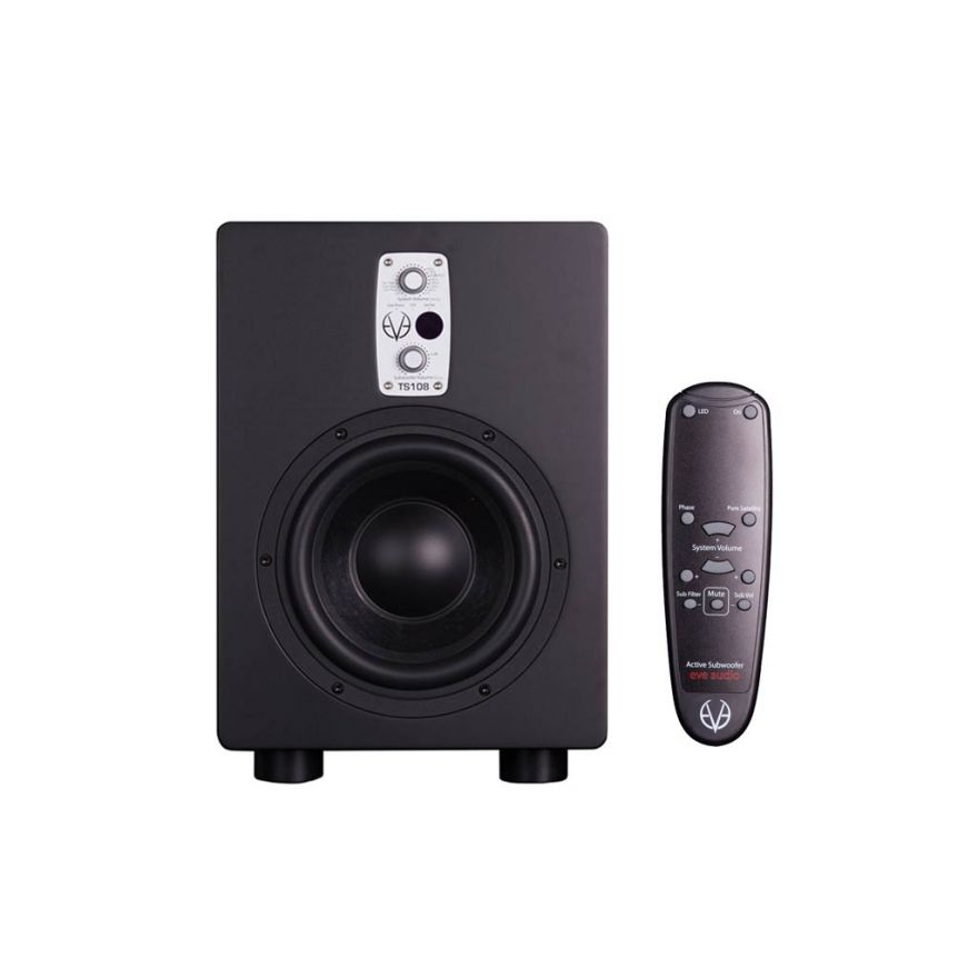 EVE AUDIO TS108 - Subwoofer Attivo 150W